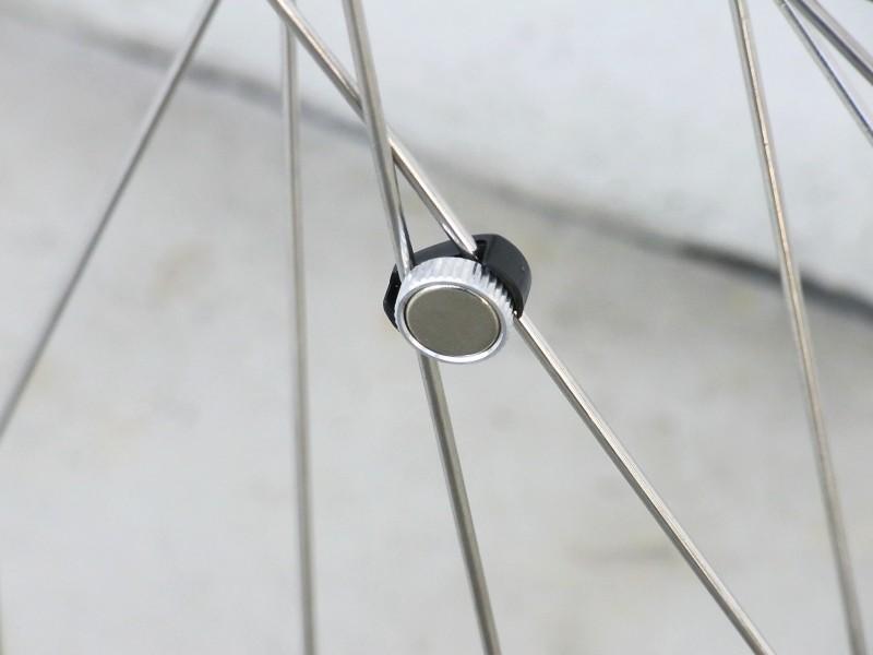 のマグネットが、この自転車 ...